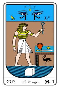 CARTA DE TAROT 1